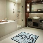 Spacious Suite Bathroom