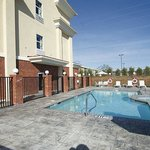  Swimming Pool Holiday Inn Express McComb, MS