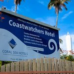 Flag Hotel Coast Watchers