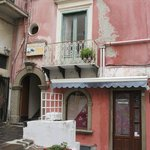  Ventura B&amp;B, Lipari, Italy - entrance external