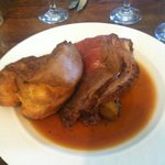  Roast Beef- This came with a good selection of Veg (Not shown)