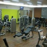 Fitness Room - Technogym