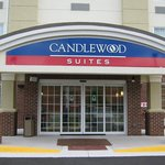  Candlewood Suites Manassas/Hotel Exterior