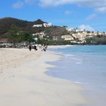 Grand Anse Beach (only part)