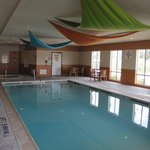  Separate Jacuzzi in swimming area