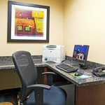 Complimentary 24 Hour Business Center for guest use