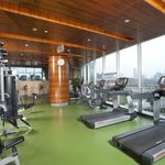  Fitness Center with River View