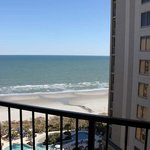 2 Double Beds Partial Oceanview