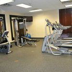  Hotel Fitness Center