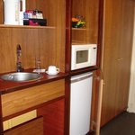 Le Pacifique Standard Room Kitchenette