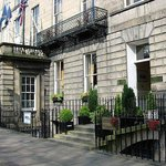 The Royal Scots Club Edinburgh Exterior