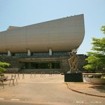 The National Theatre of Ghana Foto