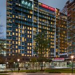The award winning Crowne Plaza Adelaide boasts inspiring style