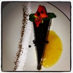 Chocolate torte - Yum-meeee!