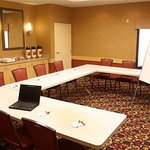 Aztec Meeting Room – U-Shape Setup