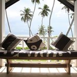 Coco Tangalla Balcony with Sea View