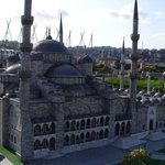 The Blue Mosque (Miniaturk Park)
