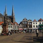 Delft Main square