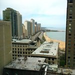  day view from room north up lake shore drive