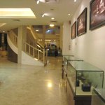  Part of the foyer to the theatre