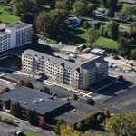  Staybridge Suites Syracuse aerial view