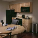 Studio Kitchen Extended Stay
