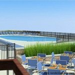 Hotel Pooland Al Fresco Dining Rendering