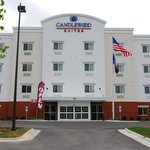Candlewood Suites Wake Forest Raleigh Area Exterio