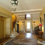  Main Chateau entrance hall