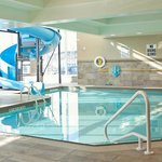 Indoor Pool & Water Slide