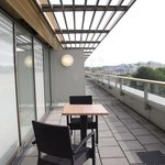  The terrace on the 8th floor /executive room