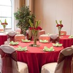 Reception Style Banquet Room