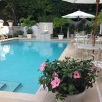 The Chesterfield - private pool & patio