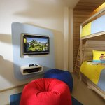  Kids Suite - bunk bed for two kids