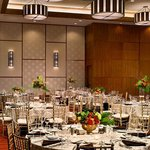  Commonwealth Ballroom  Wedding Reception