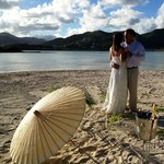  Romantic beach weddings at Surfsong