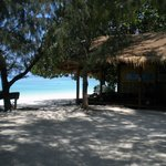  Green View Beach Resort-Beach area