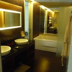  Bathroom of family suite