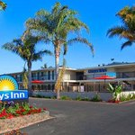 Welcome to the Days Inn Santa Maria