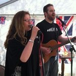  mark scobey and mrs scobey cider festival 2013