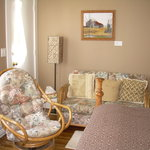  Antigonish Towne Cottage Living Room