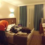  the room we had. perfect size !
