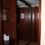  View to room exit