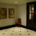  4th floor entry hall