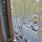  View from spring room