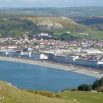 Promenade as viewed from the Great Orme