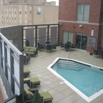 Pool area at Hyatt House