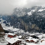 Wengen (worth going even if the higher reaches are out of bounds)