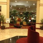 part of the lovely lobby