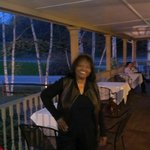 My Mother at the Putney Inn-Happy Mother's Day!!!